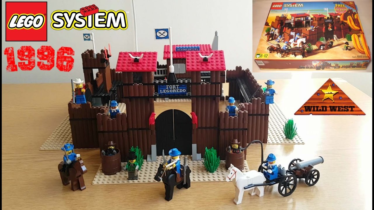 Lego Wild West fort (With images) | Lego castle, Lego ... |Lego Wild West Fort
