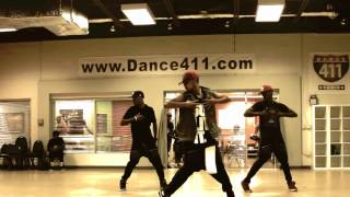 "Usher ""Let Me See"" Choreography By: Jae Scott & Gary Beauford"