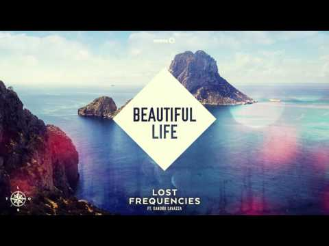 Lost Frequencies - Beautiful Life feat. Sandro Cavazza (Cover Art)