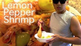 Tutorial: How to make Lemon Pepper Shrimp