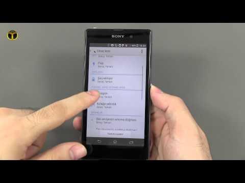 Sony Xperia Z1 İnceleme