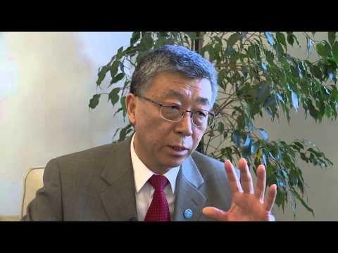 The role of agriculture in sustainable development – Ren Wang, FAO