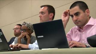 MBA Students Address Client Challenges