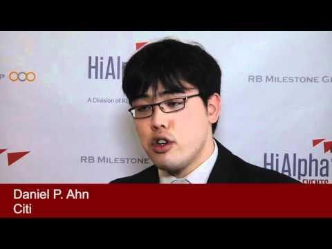 Daniel P. Ahn, Citigroup