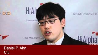 Daniel P. Ahn, Citigroup