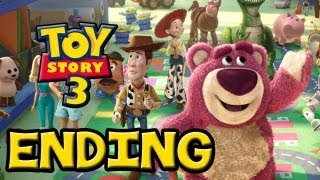 Toy Story 3 The Video-Game - Part 9 - Haunted Bakery - The End (HD Gameplay Walkthrough)