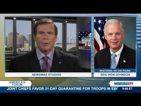 America's Forum | Sen. Ron Johnson of the Foreign Relations & Homeland Security Committees | Part 1