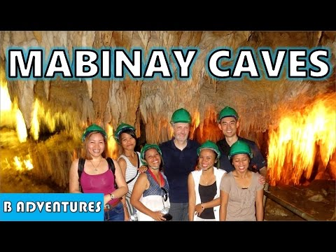 Mabinay Marriage & Honeymoon Crystal Cave, Philippines S2 Ep