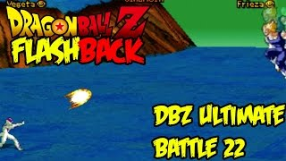 Flashback: Dragon Ball Z Ultimate Battle 22 Showcase (Historic DBZ Games #1)