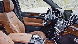 2016 mercedes benz gls class interior design