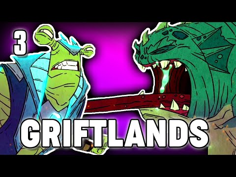 COLOSSAL BOSS?! - Griftlands Full Release Ep3 #ad