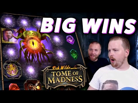 Big Wins In Tome Of Madness Back To Back