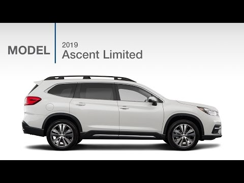 2019 Subaru Ascent Limited SUV | Model Review