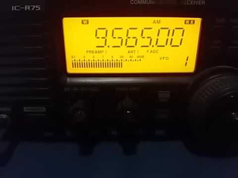 Radio Marti, Greenville USA - 9565 kHz