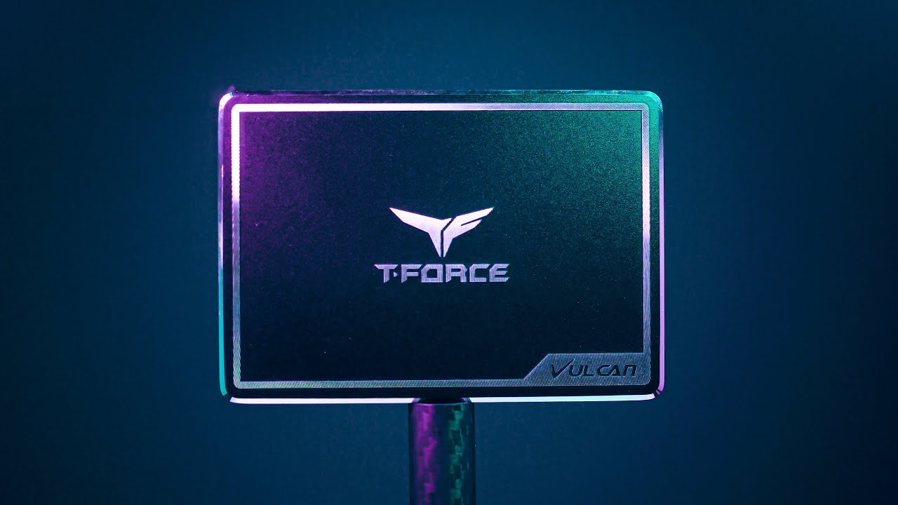 My New PROJECT DRIVE for EDITING💾| TeamGroup VULCAN SSD Review