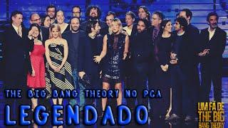 The Big Bang Theory ganha o People's Choice Awards 2016
