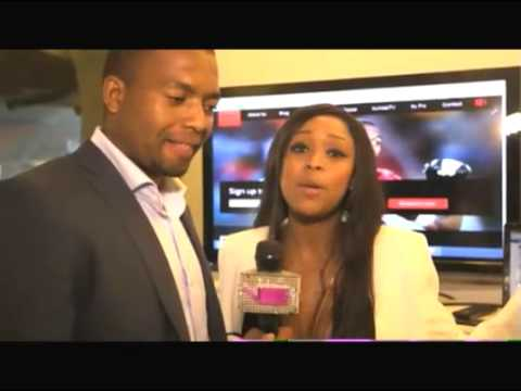 Vuzu.tv: V Entertainment -  Itumeleng Khune launches