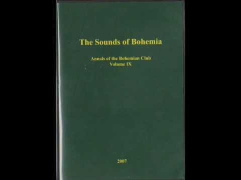 The Bohemian Club Sounds of Bohemia