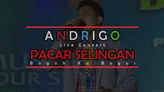 Video Andrigo Pacar Selingan Bogoh Ka Bogor (Live Concert) download MP3, 3GP, MP4, WEBM, AVI, FLV Juni 2018