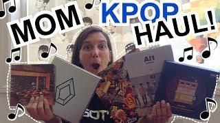 kpop haul