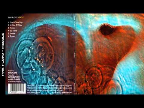 Pink Floyd - Meddle Album Discography
