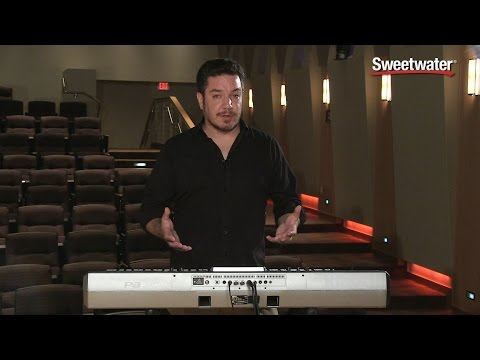 Korg Pa900 61-key Professional Arranger Keyboard Demo - Sweetwater Sound