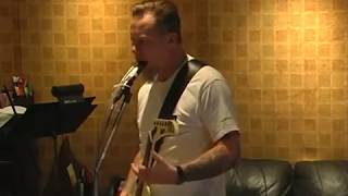 James Hetfield talkbox [ That`s how ''The House Jack Built'' solo ]