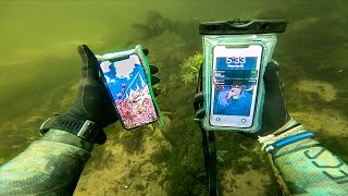 Found Working iPhone 11 Pro, iPhone 10X Underwater & Returned! (30,000 people)