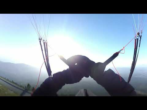 Parapente Paragliding Mondim de Basto - Portugal