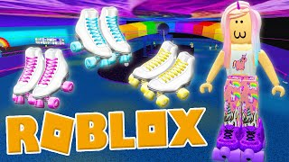 WE'RE GOING TO THE PATINAGE STAY!!   ROBLOX - SKATING RINK