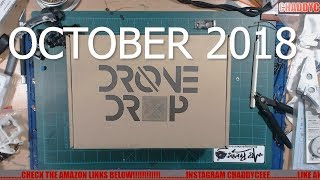 DRONE BOX DROP OCTOBER 2018 | FPV PARTS | FPV FREESTYLE