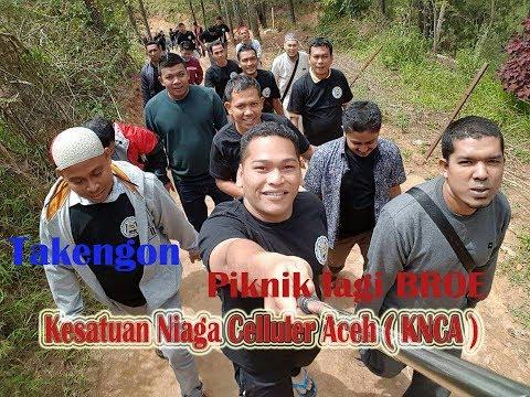 Keseruan Anggota KNCA saat berkunjung ke tempat Walimah