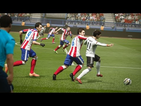 FIFA 16 Official E3 Gameplay Trailer   PS4, Xbox One, PC