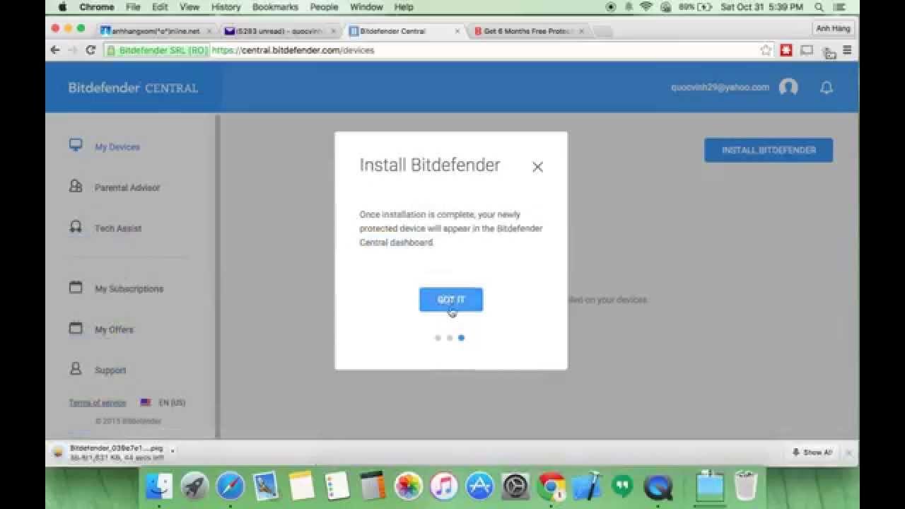 bitdefender free 6 months license key