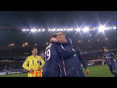 Paris Saint-Germain - Montpellier Hérault SC (1-0) - Le résumé (PSG - MHSC) / 2012-13