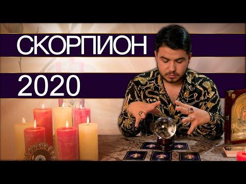 СКОРПИОН ТАРО НА 2020 ГОД. Предсказания от Дмитрия Раю