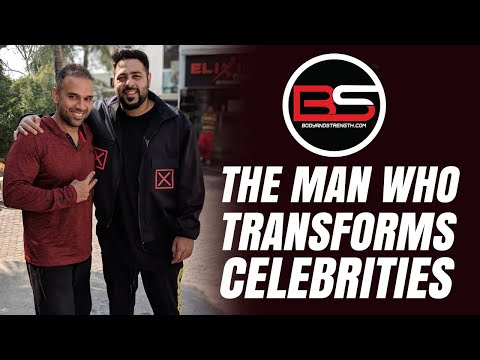 Celebrity Workout Catch-up Series | Episode 2 | Pradeep Bhatia | Bodyandstrength.com