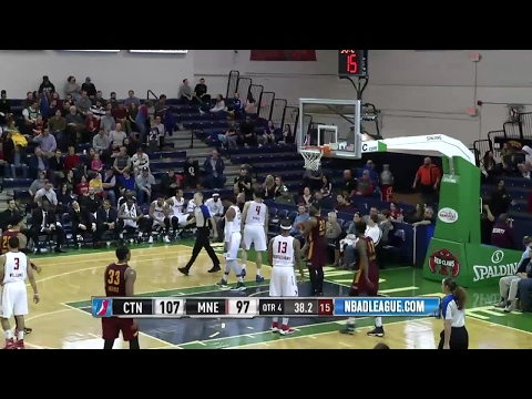 Highlights: John Holland (28 points)  vs. the Red Claws, 3/23/2017