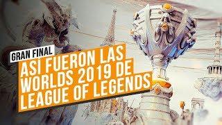 WORLDS 2019 desde DENTRO: G2 se quedó a LAS PUERTAS | League of Legends