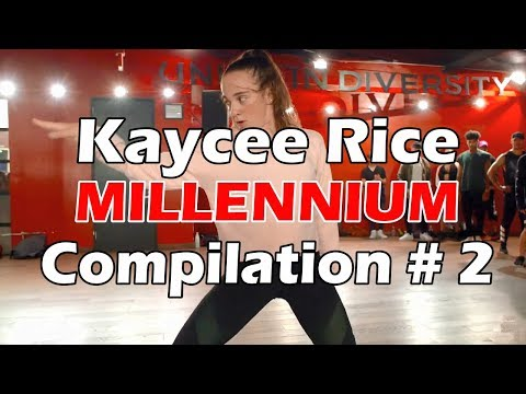 Kaycee Rice - Millennium Dance Compilation - Part 2