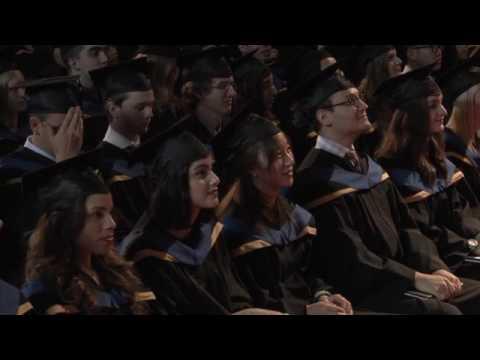 University of Calgary - Convocation Ceremony, June 9, 2017