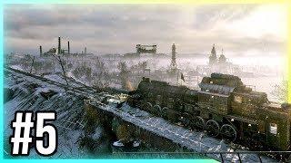 Metro Exodus Stealth Gameplay Walkthrough Part 5 - (Chapter 2 Volga)