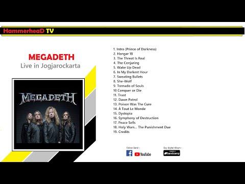 Megadeth Jogjarockarta Full Concert Mp3