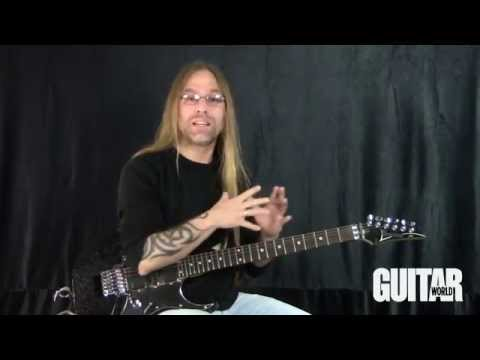 Chord Progressions - Absolute Fretboard Mastery with Steve Stine, Part 6