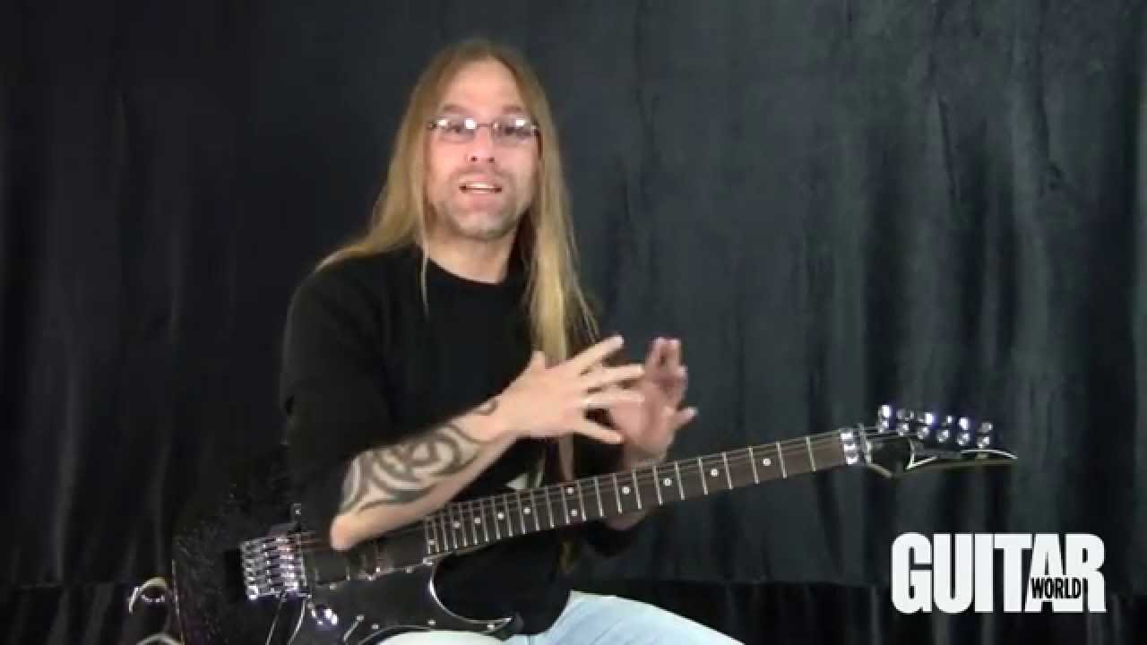 chord progressions absolute fretboard mastery with steve stine part 6 youtube. Black Bedroom Furniture Sets. Home Design Ideas