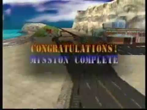 SpeedRun Blast Corps (N64) - Individual Level Platinum Runs - 0:41:17