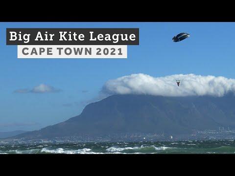 Big Air Kite League - Cape Town 2021