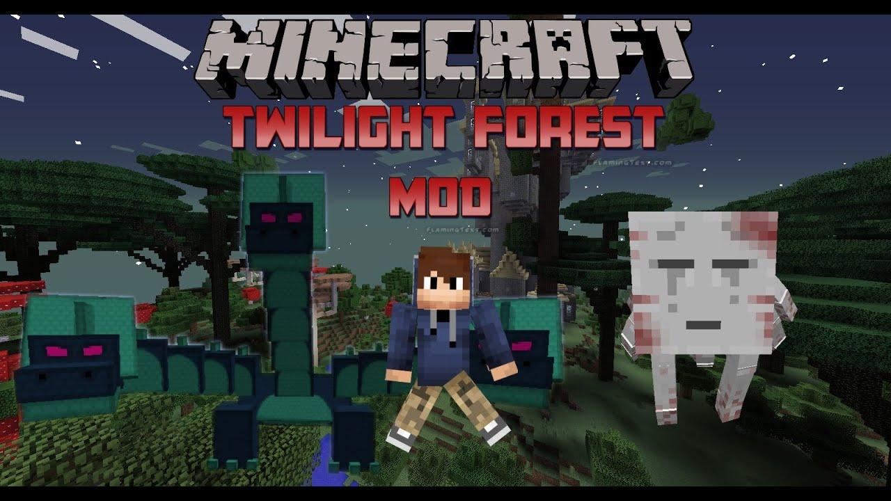 minecraft twilight forest mod 1.8