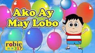 vuclip Ako ay may lobo (Awiting Pambata) | Tagalog Nursery Rhymes | robie317