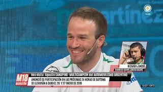 Agustín Canapino en #Maratón2018 (1 de 2)